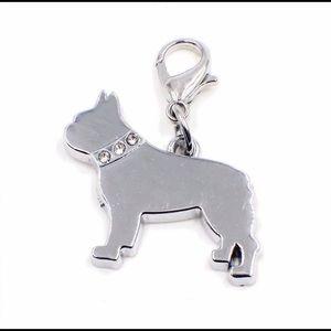 French Bulldog / Boston Terrier Zipper pulls